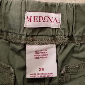 Merona Shorts - Merona, Great Condition Army Green Short Shorts!